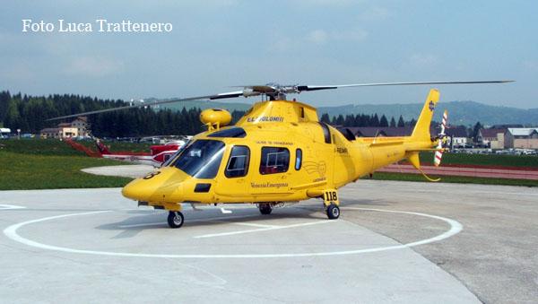 Elicottero 118 Modello : Adunata nazionale alpini asiago