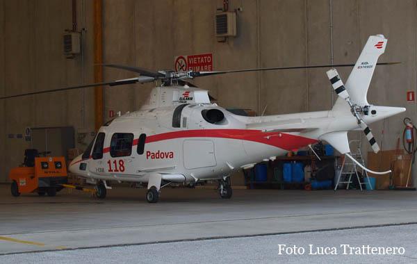 Elicottero 118 Modello : Padova
