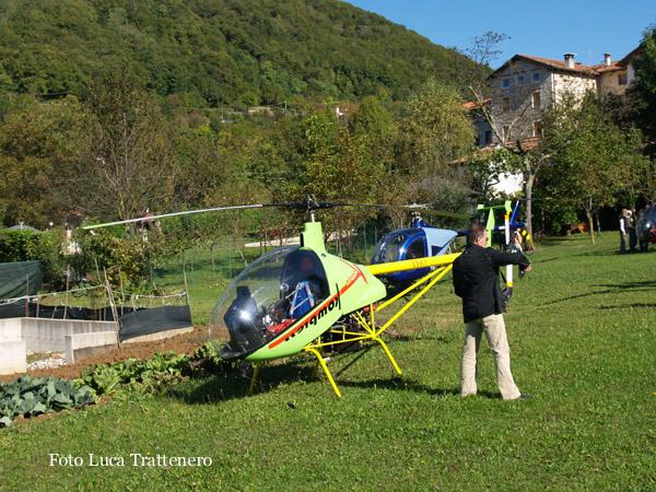 Elicottero 7 Posti : ° eliraduno