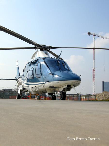 Elicottero 8 Posti : A nexus della polizia di stato