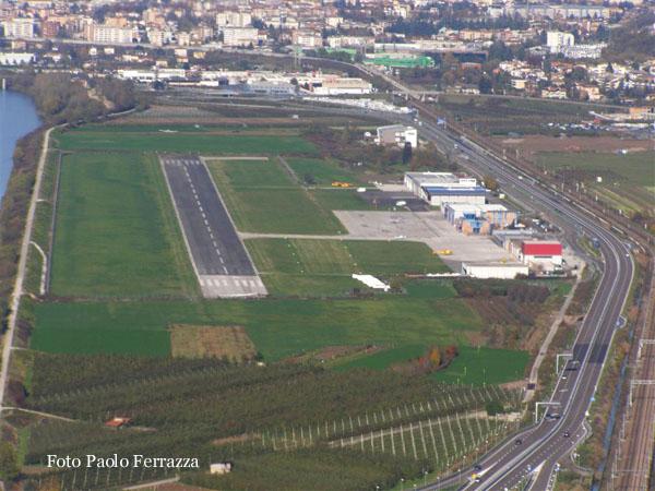 Aeroporto Trento : Volo trento asiago