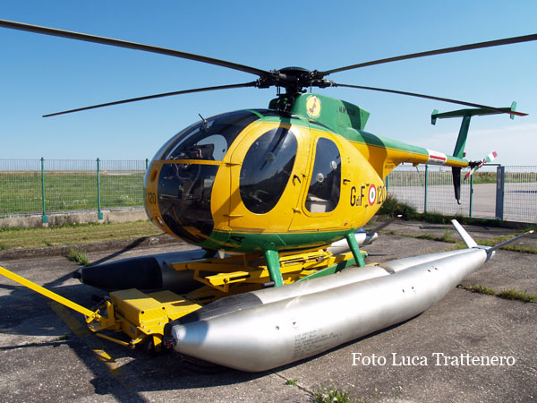 Elicottero Nh500 : Elicotteri guardia di finanza