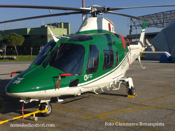 Elicottero Forestale : Pratica di mare