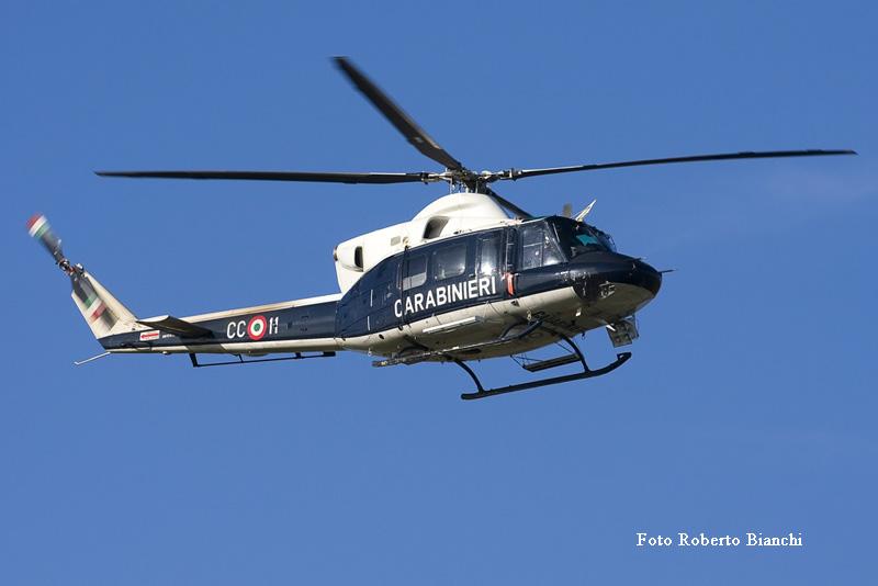 Elicottero 412 : Ab carabinieri