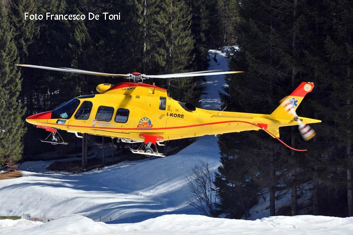 Elicottero 118 Modello : Elicotteri dolomiti