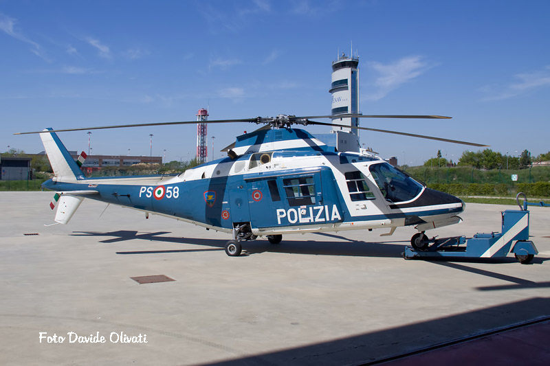 Elicottero Venezia : Elicotteri polizia di stato venezia