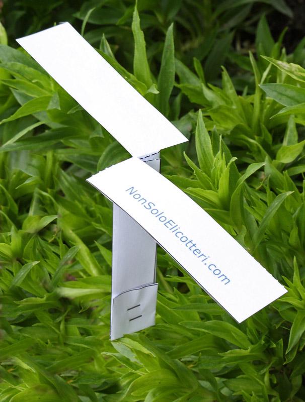 Elicottero Di Carta : Elicottero di carta nonsoloelicotteri